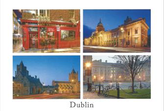 Postkaart Punt 11 voorkant