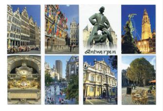 Postkaart Punt 2 voorkant