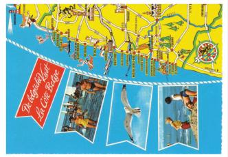 Postkaart Punt 4 voorkant