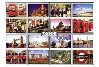 Postkaart Punt 6 voorkant
