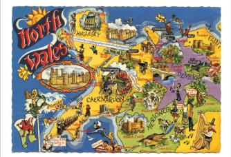 Postkaart Punt 9 voorkant